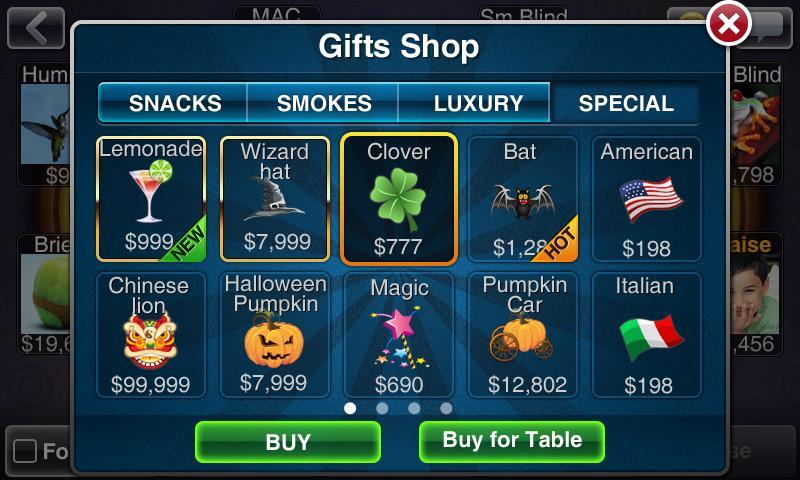 Texas HoldEm Poker Deluxe screenshot #4