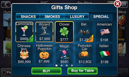 Texas HoldEm Poker Deluxe 1.5.0 screenshot 7306