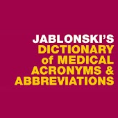 Medical Abbreviation Acronyms