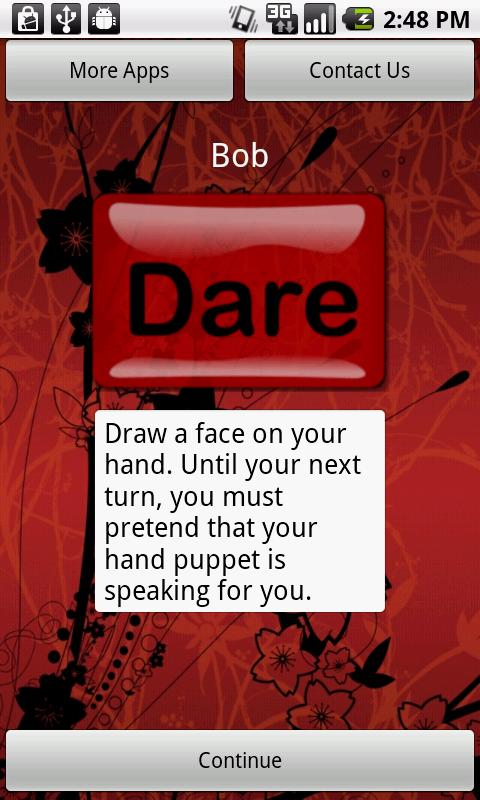 Download The Truth Or Dare Android Apps On Nonesearch Com