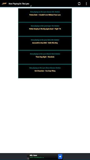 【免費音樂App】Lynx Internet Radio Network-APP點子