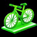 自転車NAVITIME logo