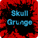 Skull Grunge HD Icon Pack icon
