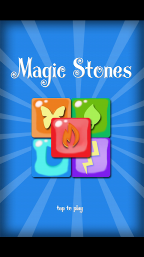 Magic Stones Puzzle