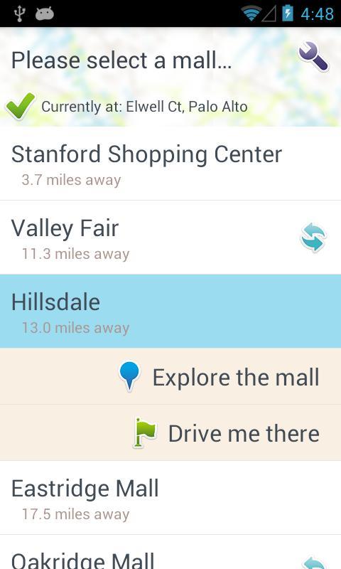 Mall Buddy - screenshot