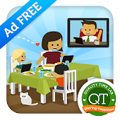 Dinner time: kids games adfree