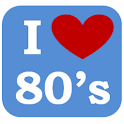 I Love 80's Music & Movie Quiz logo