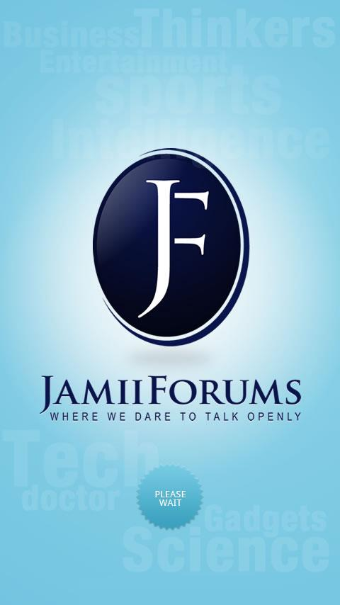 JamiiForums - screenshot