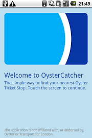 OysterCatcher Screenshot 1
