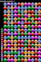 Screenshot of Bubble Breaker