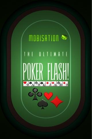 Poker Flash Lite !- screenshot