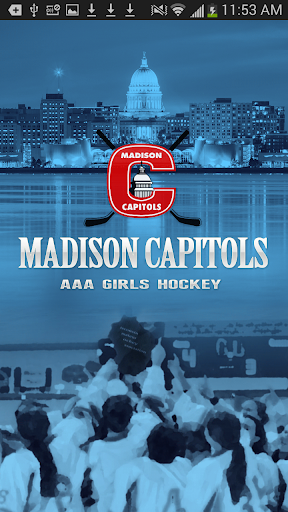 Madison Capitols Girls Hockey