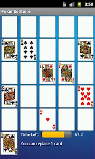 Poker Solitaire- screenshot thumbnail