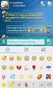 App GO SMS Pro Emoji Plugin APK for Windows Phone