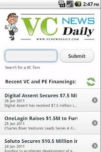VC News Daily- screenshot thumbnail