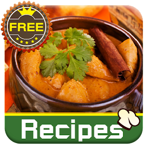 Recipe indian food free free android app market recipe indian food free app icon forumfinder Images