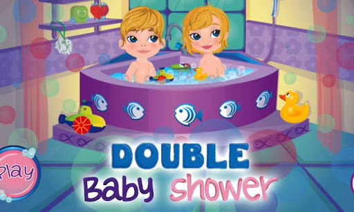 Double Baby Shower