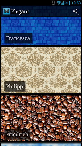 Elegant Wallpapers