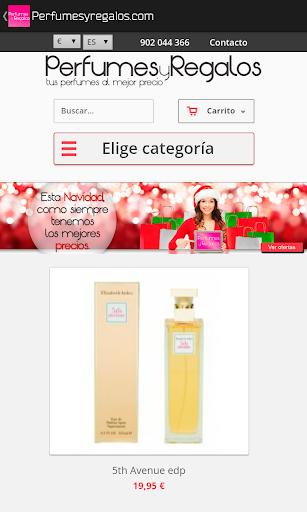 Perfumes - PerfumesyRegalos
