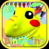 Dinosaur Paint 3D