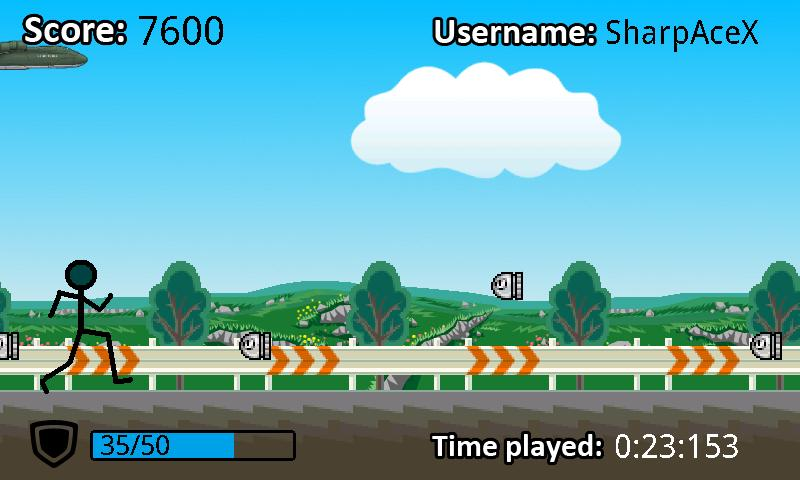 Danger Zone- screenshot