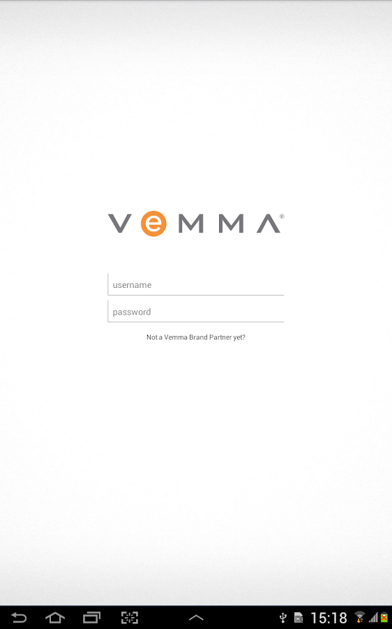 Vemma - screenshot