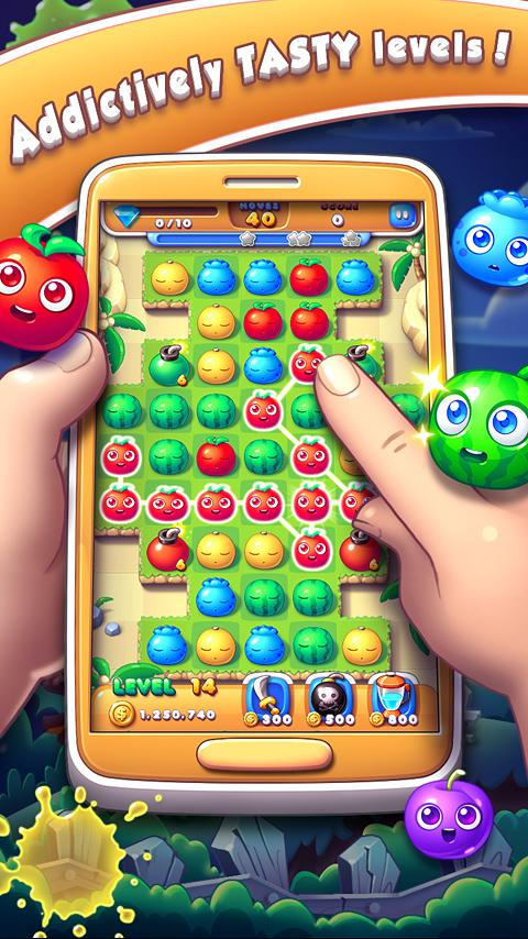 Juice Splash- screenshot