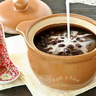 Sweet Red Bean Soup.