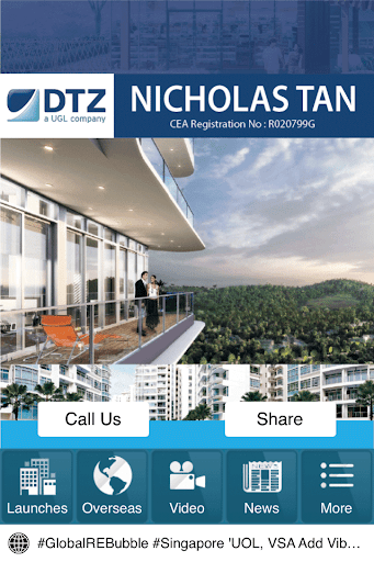 Nicholas Tan Real Estate Agent