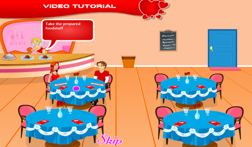 無料休闲Appのキューピッドレストラン|HotApp4Game