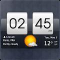 Sense Flip Clock & Weather download