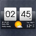 Sense 翻页时钟和天气 icon