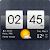 Sense Flip Clock & Weather file APK for Gaming PC/PS3/PS4 Smart TV