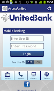 UnitedBank - Georgia- screenshot thumbnail