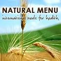 Ricette di Natural Menu logo
