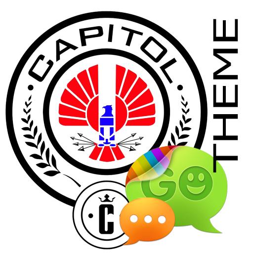 GO SMS Hunger Games Theme LOGO-APP點子