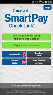 Cumberland Farms SmartPay - screenshot thumbnail