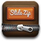 Slidezip GO Locker Theme