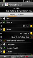 Screenshot of SCORE-LINE - Live Score
