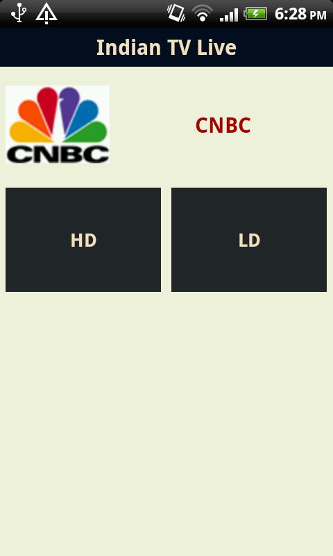3G Indian Live TV - screenshot