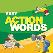 Easy Action Words book1