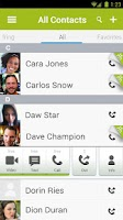 Screenshot of fring Free Calls, Video & Text