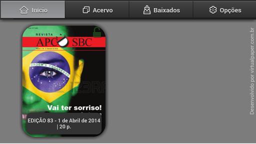 Revista APCD SBC