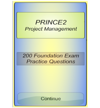 200 Foundation Exam - PRINCE2