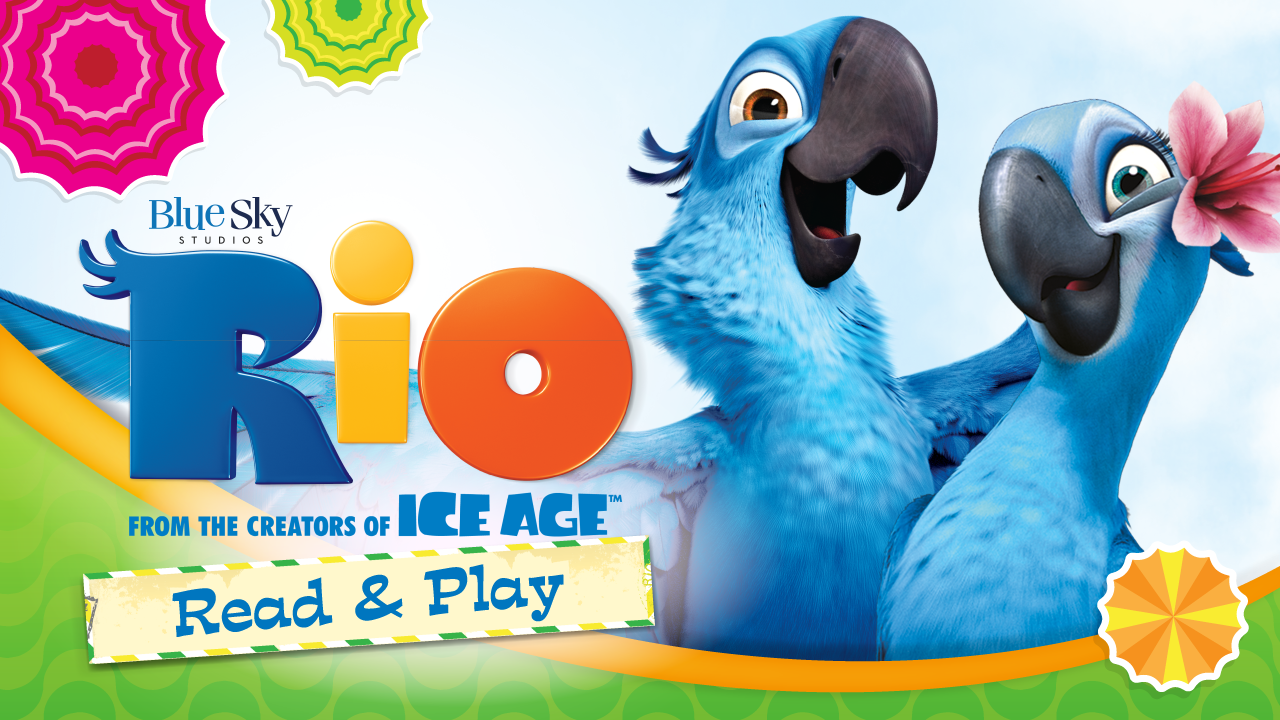 Rio Movie Read Amp Play