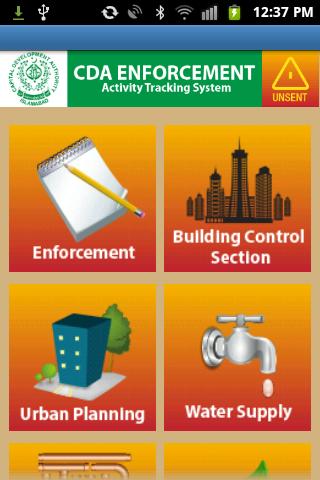 CDA Tracking System
