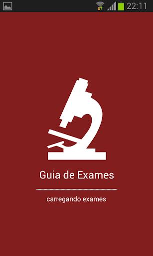 Guia de Exames