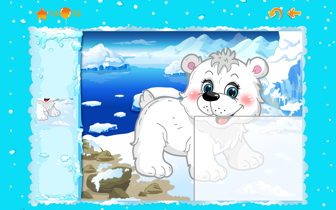 Animal puzzles for toddlers 1+ screenshot #19