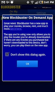 Blockbuster for HTC - screenshot thumbnail