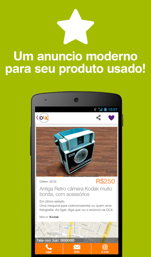 OLX Classificados Grátis – Apps para Android no Google Play - photo#25